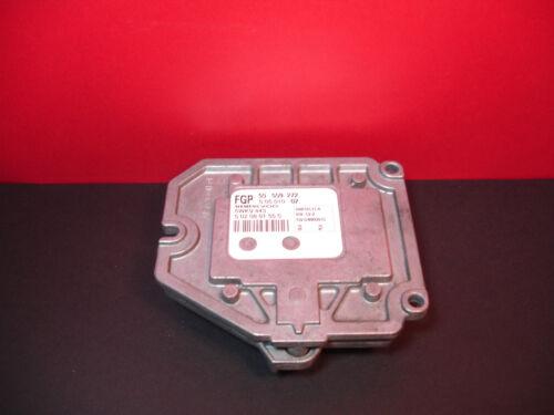 VAUXHALL ASTRA 1.8 PETROL ENGINE ECU FGP 55559272 5WK9443    02