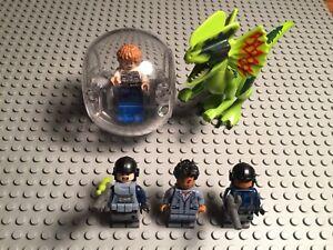 Lego-Jurassic-World-75916-DILOPHOSAURUS-AMBUSH-Incomplete-Bonus-Minifigures