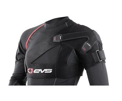 EVS Sports Shoulder Stablizer Brace Black Adult Motorcycle MX ATV 663-SB03