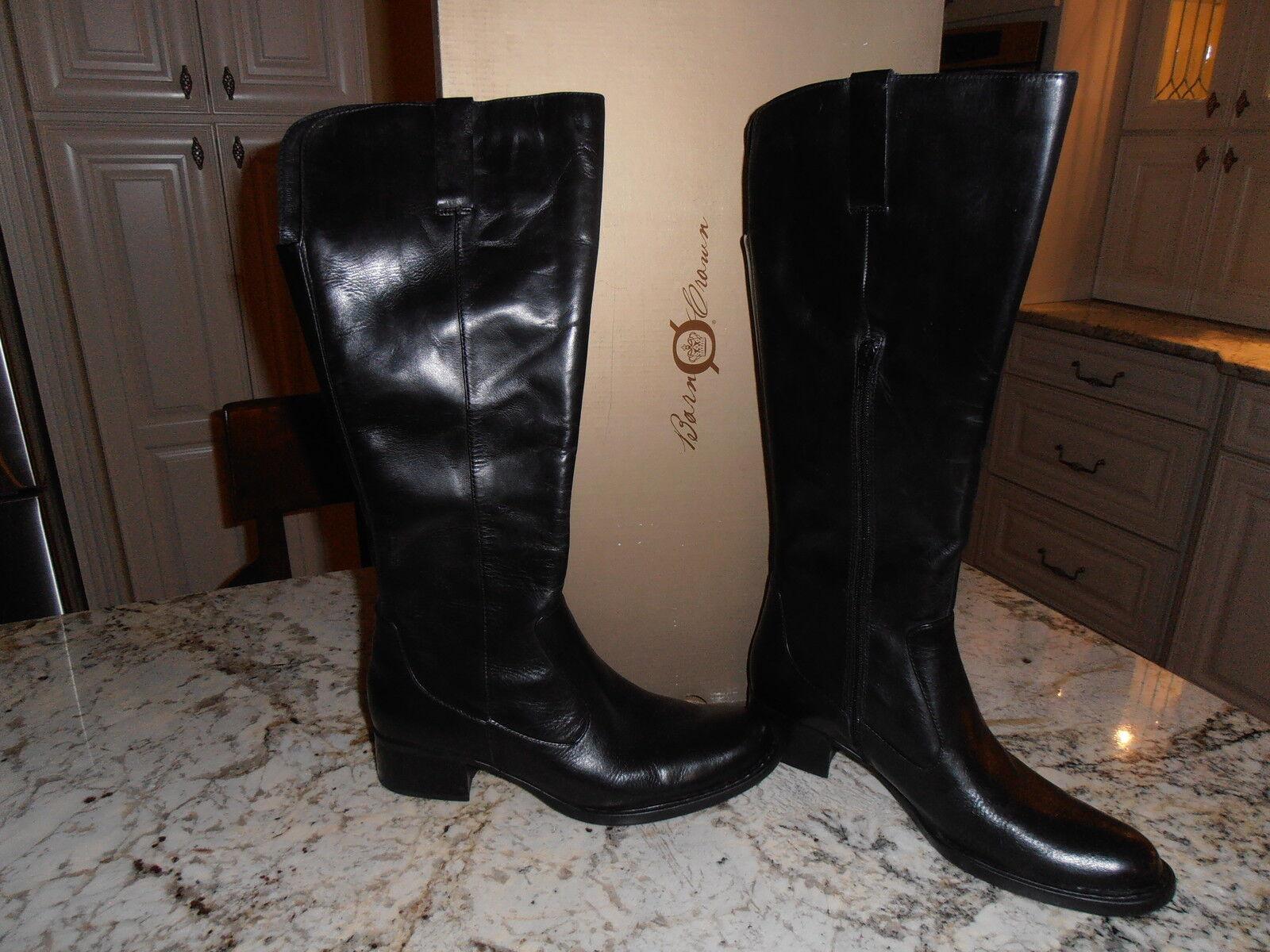 Gentleman/Lady WOMEN'S BORN CHEYENNE BLACK BOOTS 9.5M product economic Brand high quality product 9.5M 29e640