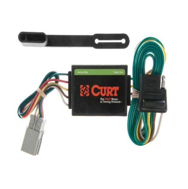 Curt 55336 Custom Wiring Connector For Honda Pilot/CR-V