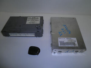 HOLDEN-COMMODORE-VY-BODY-CONTROL-MODULE-AND-KEY-HEAD-210-MID