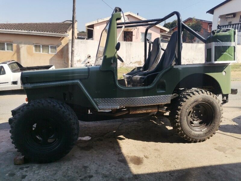 Willys jeep project