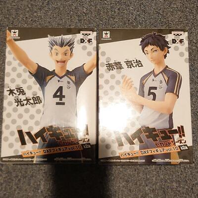 6.7 6.7 Banpresto Haikyuu Keiji Akaashi DXF Figure Volume 10