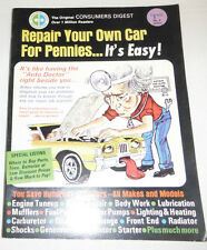Repair Your Own Car For Pennies Magazine Where To Buy Parts 1973 071314R