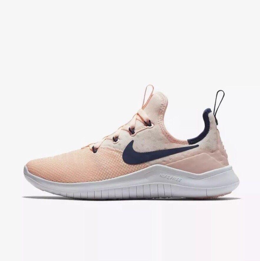 Nike Womens Nike Free Tr 8 Size 7 Crimson Tiny Navy White shoes 942888-800
