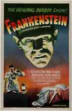 """The Man with the X-ray Eyes  Movie Poster Replica 13x19/"""" Photo Print"""