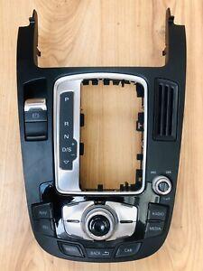 Audi Q5 8R MMI 3G Bedienteil Bedieneinheit Steuergerät Navi 8R0919609A WFX A4 A5