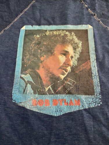 Vintage Bob Dylan Sweatshirt !!! Thrashed