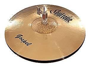 Brand New Soultone Gospel Series Hi Hat Cymbal
