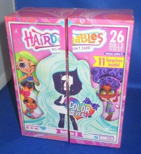 Hairdorables Serie 2 Grande Capelli Design By Sallee Collezzionista Bambola 11