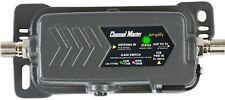 Channel Master Amplify TV Antenna Amplifier Adjustable Gain Preamplifier 7777hd