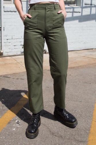 Vert Avec tiquettes S Vintage Kim Taille Brandy Haute Neuf Melville Pantalon 7IwqF6nB