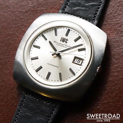IWC Schaffhausen Ref.R825A Vintage Cal.8541B Automatic Mens Watch Auth Works | eBay