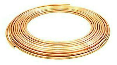 new 4mm/5mm/6mm/8mm/10mm copper pipe/tube/plumbing/microbore/water/gas/diy/diy