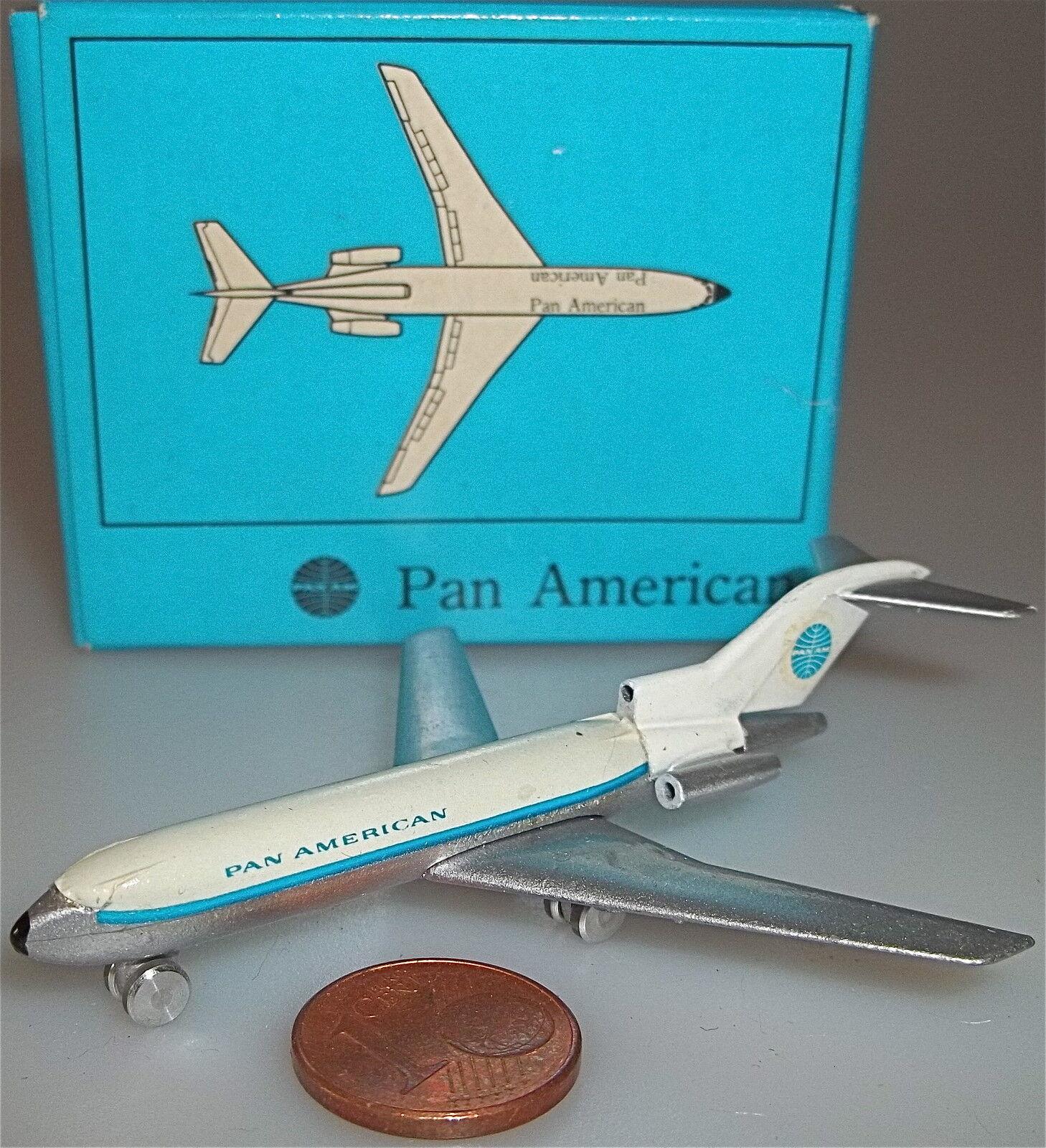 Pan American Boeing 727  Schuco 335 786   å