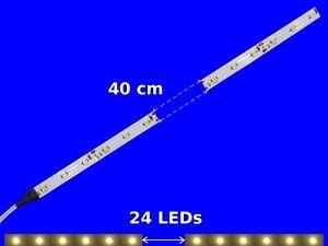 S348-5-pezzi-Led-Illuminazione-Auto-400mm-bianco-caldo-analogico-DIGITALE