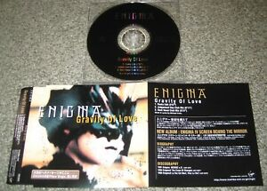meet a3481 44f65 Image is loading ENIGMA-Japan-PROMO-ONLY-3-track-CD-single-