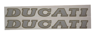 2 Ducati Cupoliono Codone Adesivi Old 748 916 996 998