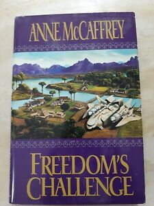 FREEDOM-039-S-CHALLENGE-Anne-McCafgrey-1st-Edition-1st-Printing