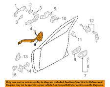 GENUINE Fits 06-07 Hyundai Sonata Door Lock Actuator FRONT LEFT OEM 813103K020