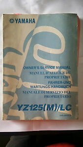 Yamaha-YZ125M-YZ-125-M-LC-Owners-and-Service-Manual-1999