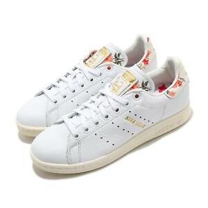 Adidas Originals Stan Smith W coloré fleurs floral blanc cassé ...