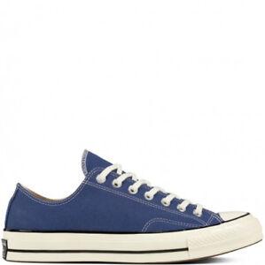 Details about New Converse Chuck 70 Vintage Canvas True Navy Sneakers 162064C Men Shoes 5 9.5