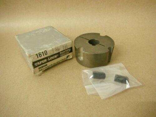 DODGE TAPER LOCK BUSHING 1610 X 5//8