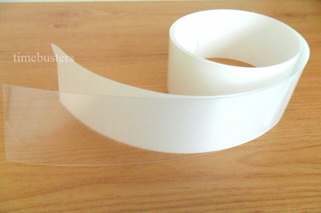 Extra Clear Helicopter/Car/Bike/Bicycle Frame Protection Vinyl Tape 50mm x 50cm