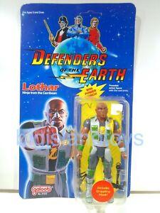 Défenseurs de la Terre Galoob 1985 Lothar - Figurine scellée 47246051007