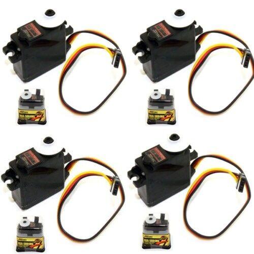 Hitec HS-5087MH HV Premium Digital Metal Gear Micro Servo HS5087MH   HS5087 (4)