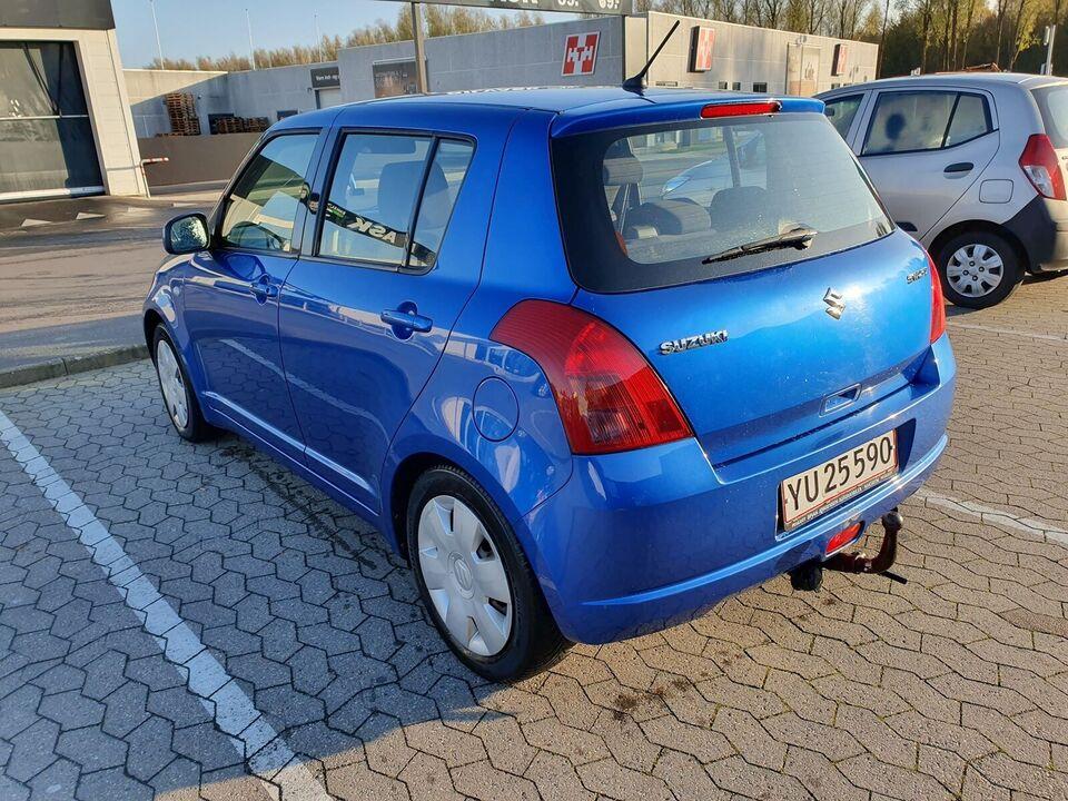 Suzuki Swift, 1,3 GLS, Benzin