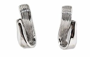 Bat-Ami-Sterling-Silver-Creative-French-Omega-Post-Earrings-E3260