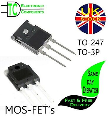 Transistor Multiple Values Available UK Seller Free P/&P 5 Pack