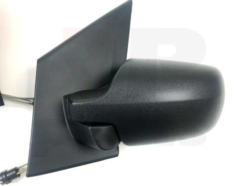 Pour Ford Fiesta 2002-2008 nouvelle aile miroir manuel noir gauche N//S LHD