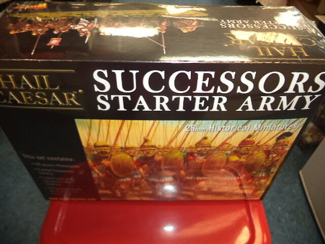 Successors Starter Army Set Hail Caesar Warlord Games Models New