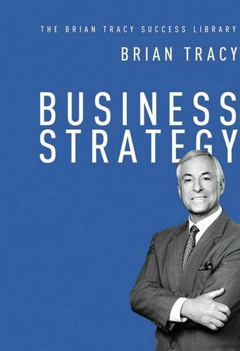 NEW Business Strategy By Brian Tracy Hardcover Free Shipping
