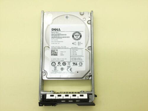 "Dell Seagate 2RR9T 02RR9T 900GB 10K 2.5/"" SAS 6Gbps Hard Drive ST900MM0006"