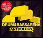 Drum & Bass Arena Anthology 3 CD Digipak 2010