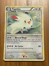 Holo Rare NM HGSS Togekiss Undaunted Pokemon 3Q6 9//90
