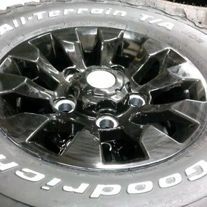 Set-of-4-265-75R16-B-F-Goodrich-AT-KO2-on-Black-Sawtooth-Style-Wheels-to-suit-LR