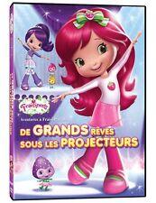 Fraisinette - De grands reves sous les projecteurs (DVD) French language NEW