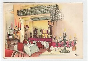 GEORGE-AND-DRAGON-RESTAURANT-London-postcard-C29112