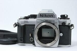 DEMO Model [App MINT] Nikon FA SLR Film Camera Silver Body only from JAPAN E33