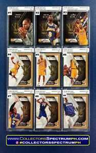 Kobe Bryant 2015 Herovillain Cards w/ Free Mags - Php 1,500 EACH