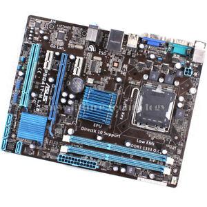 ASUS P5G41T-M LX3 For Intel Socket LGA 775 uATX PC Motherboard DDR3 Mainboard