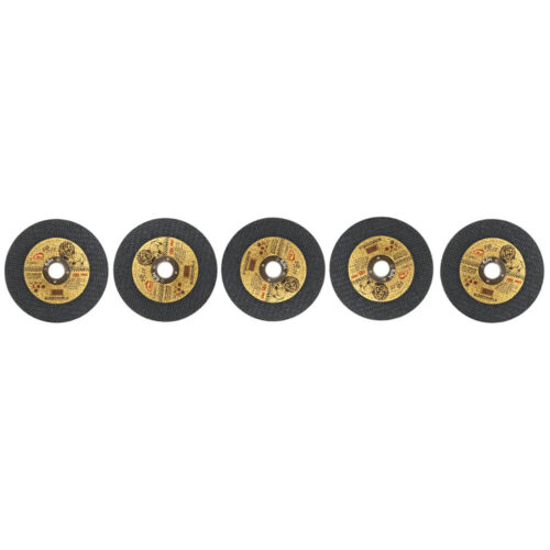 """4/"""" Thin Resin Cutting Discs Metal Cut Off Wheel Cutter for Angle Grinder 10Pcs"""