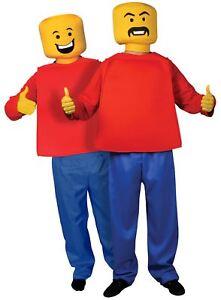 Medium-Childs-Novelty-Lego-Mr-Blockhead-Man-Morphsuit-Fancy-Dress-Costume