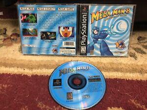 Mega-Man-8-Anniversary-Edition-Sony-PlayStation-One-PS1-Complete-CIB